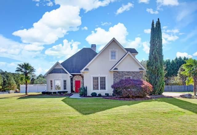 120 Swanson Valley Dr, Tyrone, GA 30290 (MLS #8893465) :: Keller Williams Realty Atlanta Partners