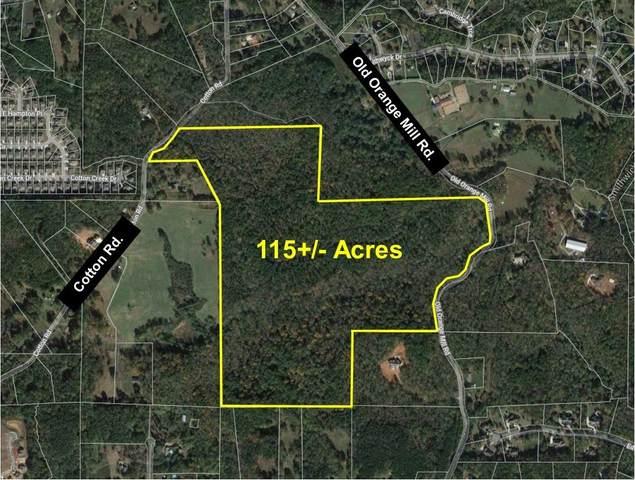 0 Old Orange Mill Rd, Canton, GA 30115 (MLS #8893536) :: AF Realty Group