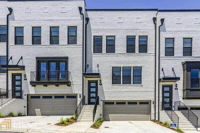 823 Stone Ridge Ln, Atlanta, GA 30324 (MLS #8893606) :: Buffington Real Estate Group