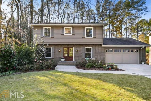 4910 Leeds Ct, Dunwoody, GA 30338 (MLS #8893619) :: The Heyl Group at Keller Williams