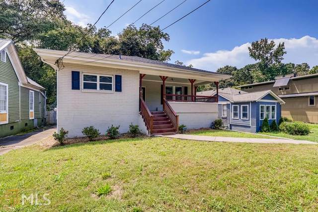 911 Moreland Ave, Atlanta, GA 30316 (MLS #8893629) :: Athens Georgia Homes