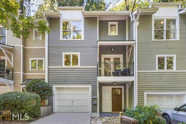1448 Hillpine Ln, Atlanta, GA 30306 (MLS #8893652) :: Buffington Real Estate Group