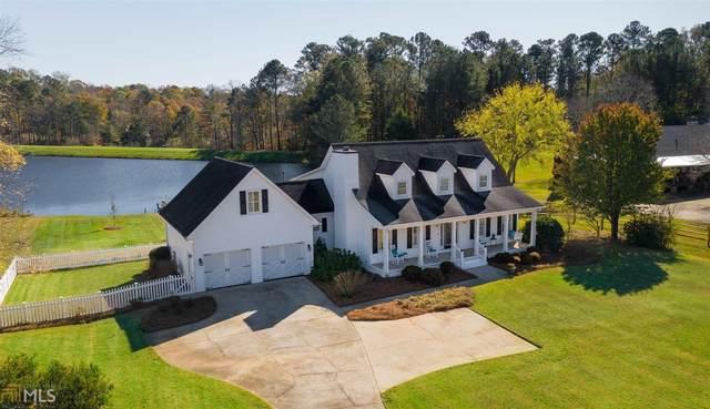 189 Castlewood Rd, Tyrone, GA 30290 (MLS #8893675) :: Buffington Real Estate Group