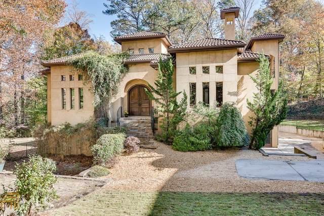 3725 Peachtree Dunwoody Road, Atlanta, GA 30342 (MLS #8893685) :: Athens Georgia Homes