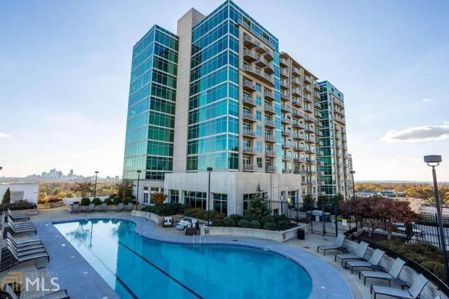 250 NE Pharr Rd #1403, Atlanta, GA 30305 (MLS #8893754) :: Buffington Real Estate Group