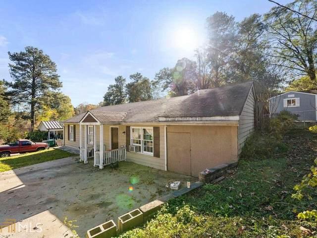 5952 Pine Rd, Atlanta, GA 30340 (MLS #8893772) :: AF Realty Group