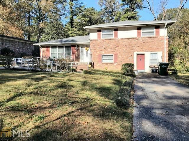 3525 SW Creighton Road Sw, Atlanta, GA 30331 (MLS #8893782) :: Athens Georgia Homes