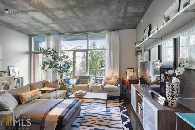 845 Spring Street #113, Atlanta, GA 30308 (MLS #8893887) :: Buffington Real Estate Group