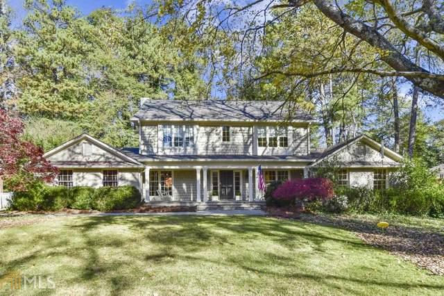 1461 Hanover West Dr, Atlanta, GA 30327 (MLS #8893978) :: Buffington Real Estate Group