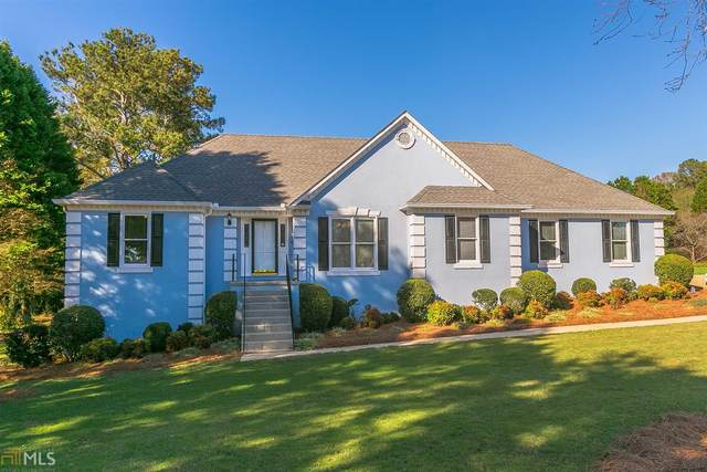 1751 Windsong Dr, Conyers, GA 30094 (MLS #8893989) :: The Heyl Group at Keller Williams