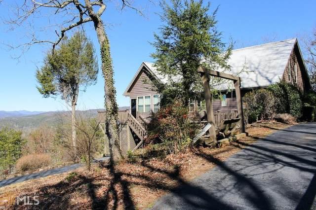 821 Mountain View Lane, Clarkesville, GA 30523 (MLS #8894007) :: Buffington Real Estate Group