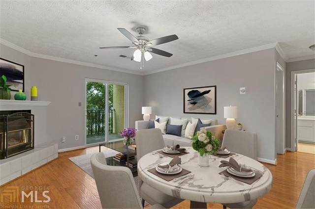 970 Sidney Marcus Blvd #2217, Atlanta, GA 30324 (MLS #8894062) :: Regent Realty Company