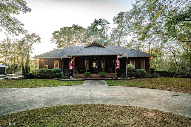 200 Old Country Club Raod, Milledgeville, GA 31061 (MLS #8894071) :: Team Reign