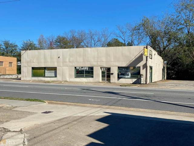 512 N Center St, Thomaston, GA 30286 (MLS #8894078) :: Rettro Group