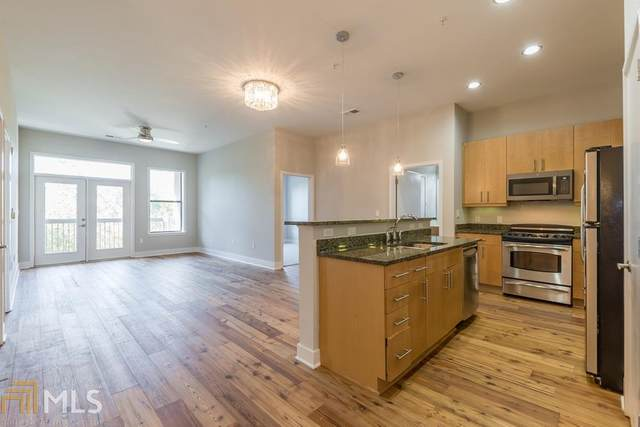 425 Chapel Street Sw #2205, Atlanta, GA 30313 (MLS #8894097) :: AF Realty Group