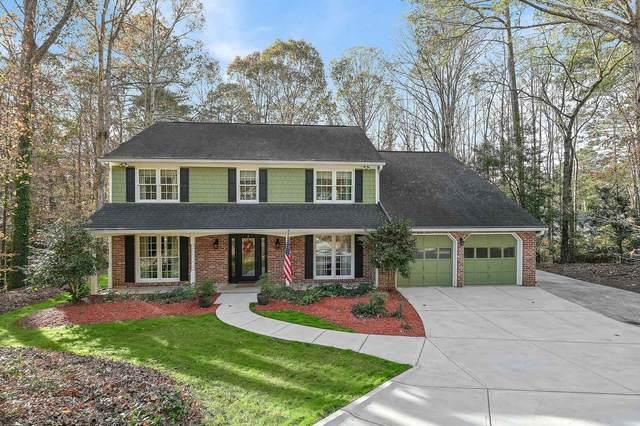 2565 Woodland Path, Marietta, GA 30062 (MLS #8894100) :: Keller Williams Realty Atlanta Classic