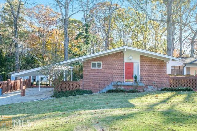 2173 Fairway Circle Ne, Brookhaven, GA 30319 (MLS #8894144) :: Regent Realty Company