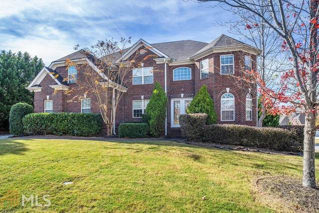 2413 SW Wyncreek Drive Sw, Atlanta, GA 30331 (MLS #8894185) :: RE/MAX Eagle Creek Realty
