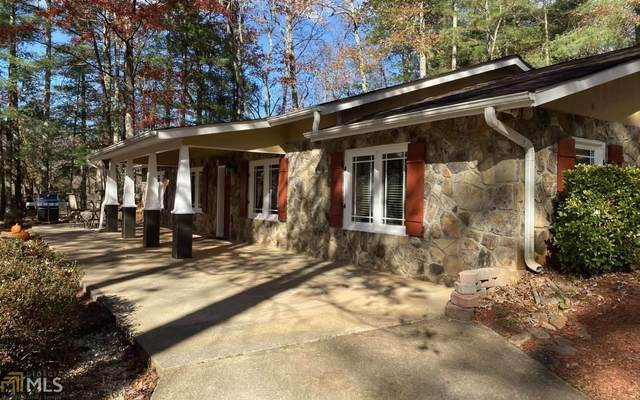 688 Barefoot Rd, Hiawassee, GA 30546 (MLS #8894186) :: Buffington Real Estate Group