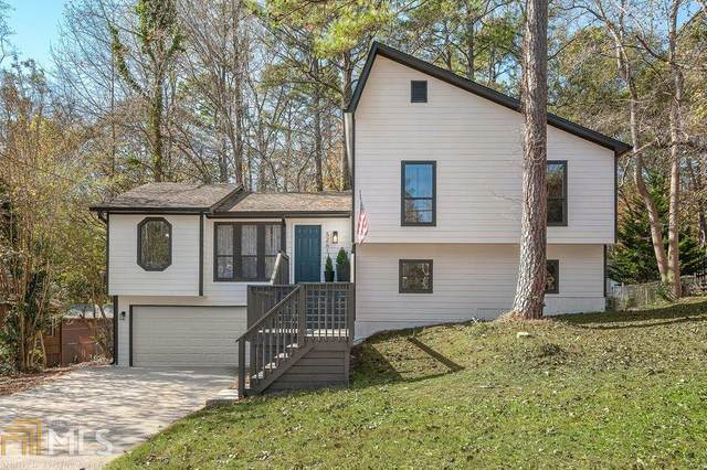 5261 Ferry Creek Lane, Acworth, GA 30102 (MLS #8894229) :: Perri Mitchell Realty