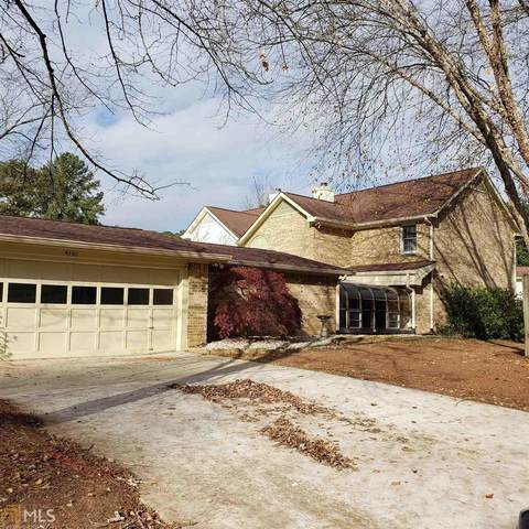 4330 Village Oaks Ln #353, Dunwoody, GA 30338 (MLS #8894321) :: The Heyl Group at Keller Williams