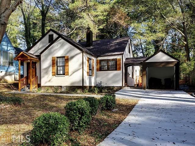 1270 Cahaba Dr, Atlanta, GA 30311 (MLS #8894386) :: Bonds Realty Group Keller Williams Realty - Atlanta Partners