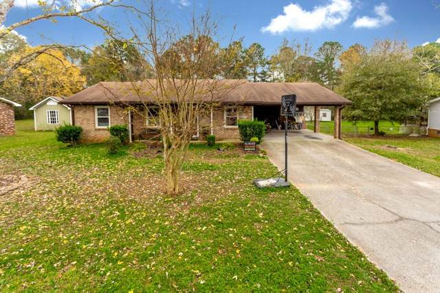 1111 Tony Valley Dr, Conyers, GA 30013 (MLS #8894413) :: The Heyl Group at Keller Williams