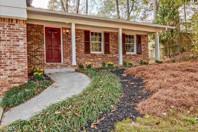 124 Azalea Dr, Peachtree City, GA 30269 (MLS #8894424) :: Keller Williams Realty Atlanta Partners
