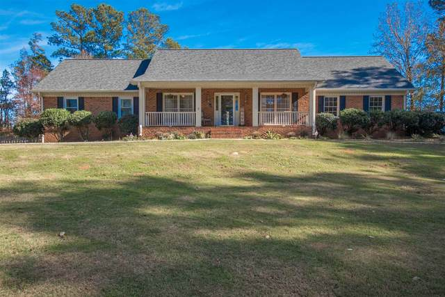 195 Lady Helen, Fayetteville, GA 30214 (MLS #8894443) :: Keller Williams Realty Atlanta Partners