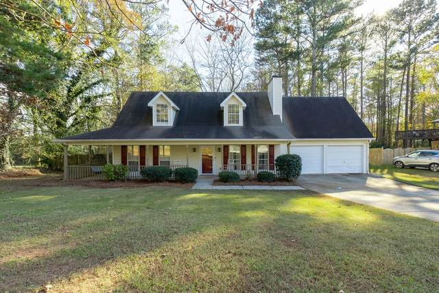 450 Bone Circle, Dallas, GA 30132 (MLS #8894482) :: Buffington Real Estate Group