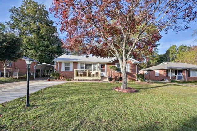 517 Kennesaw Dr, Smyrna, GA 30080 (MLS #8894483) :: Regent Realty Company