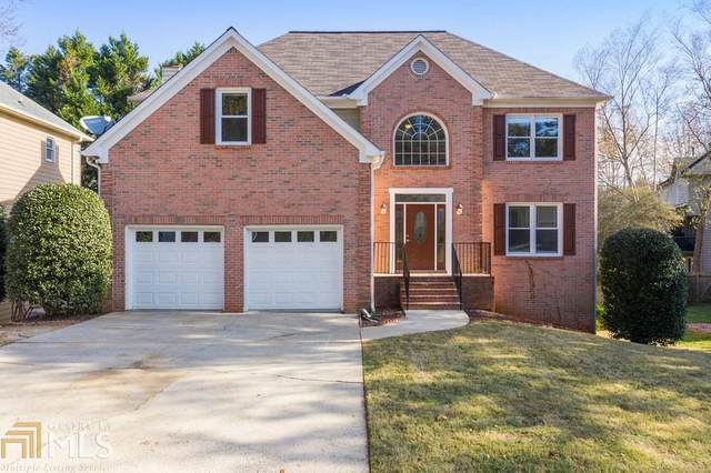 5030 Oak Hollow Dr, Acworth, GA 30102 (MLS #8894489) :: The Realty Queen & Team