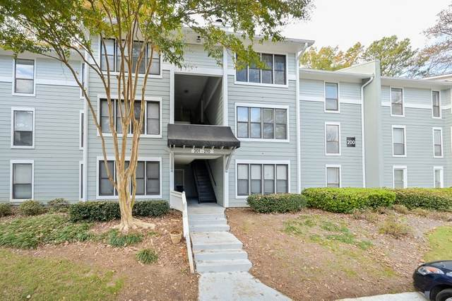 207 Summit North Drive Ne, Atlanta, GA 30324 (MLS #8894528) :: Regent Realty Company