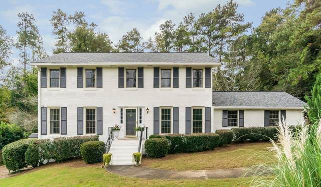 440 Page Place, Roswell, GA 30076 (MLS #8894530) :: Scott Fine Homes at Keller Williams First Atlanta