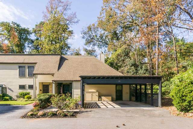 33 Forrest Place, Atlanta, GA 30328 (MLS #8894538) :: Military Realty