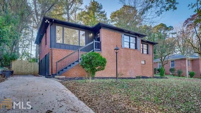 2740 NW Oldknow Dr, Atlanta, GA 30318 (MLS #8894559) :: Buffington Real Estate Group