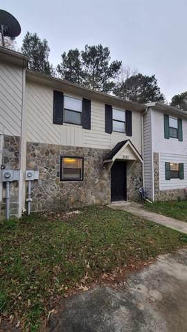 2521 Sweetridge Ct, Lithia Springs, GA 30122 (MLS #8894563) :: Scott Fine Homes at Keller Williams First Atlanta