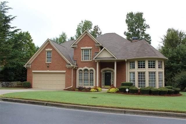 4615 Gran River Glen, Peachtree Corners, GA 30096 (MLS #8894575) :: Scott Fine Homes at Keller Williams First Atlanta