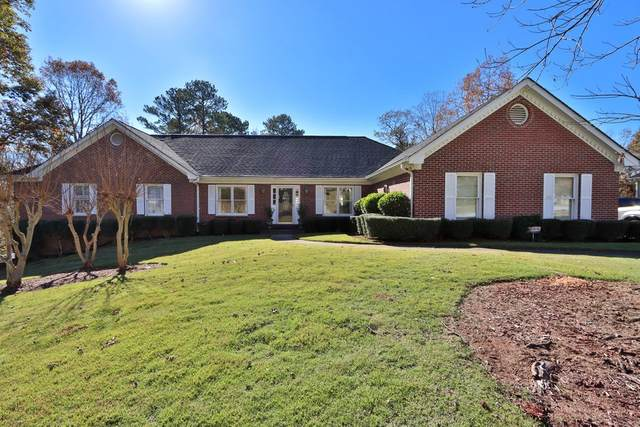 2831 Riverfront Drive, Snellville, GA 30039 (MLS #8894580) :: Perri Mitchell Realty