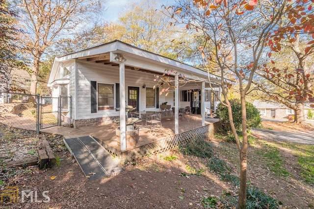 105 Carnes Drive Se, Marietta, GA 30008 (MLS #8894598) :: Keller Williams Realty Atlanta Classic