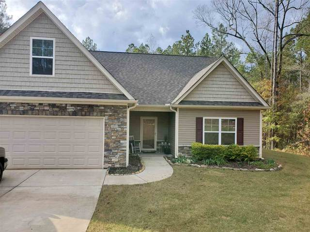 24 Sunny Point, Newnan, GA 30263 (MLS #8894611) :: The Realty Queen & Team