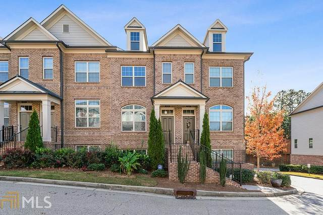 7465 Highland Bluff, Atlanta, GA 30328 (MLS #8894619) :: Military Realty