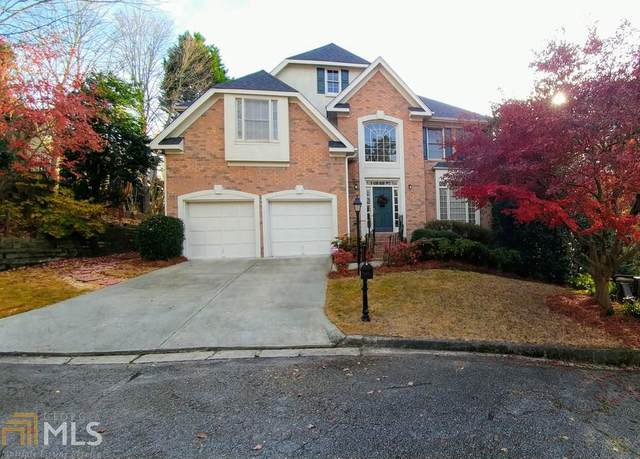 1483 N Springs Dr, Dunwoody, GA 30338 (MLS #8894633) :: The Heyl Group at Keller Williams