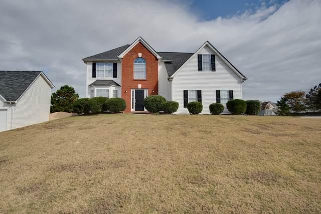 1356 Pebble Ridge, Hampton, GA 30228 (MLS #8894640) :: The Heyl Group at Keller Williams