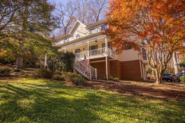 2407 Woodbridge Drive, Marietta, GA 30066 (MLS #8894655) :: Military Realty