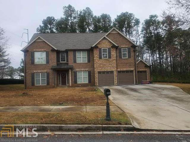 4979 Tadmore Ln, Lithonia, GA 30038 (MLS #8894680) :: The Heyl Group at Keller Williams