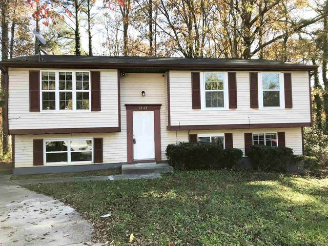 1248 Muirforest Ln, Stone Mountain, GA 30088 (MLS #8894682) :: The Heyl Group at Keller Williams