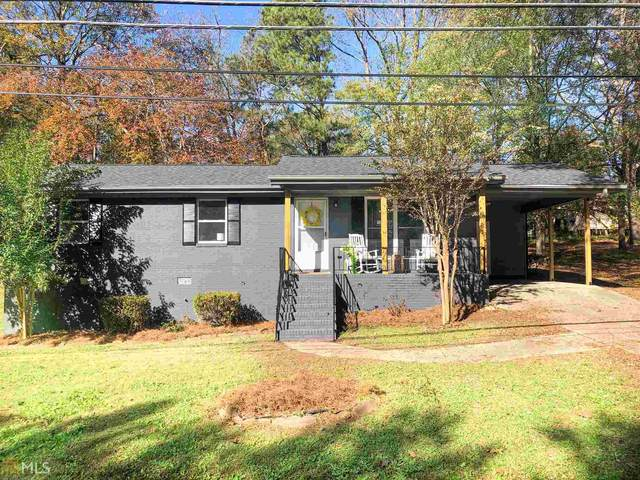 106 Thornton, Hartwell, GA 30643 (MLS #8894704) :: The Heyl Group at Keller Williams