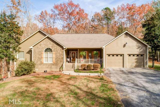 3210 Burnt Mountain Rd, Jasper, GA 30143 (MLS #8894721) :: Team Cozart