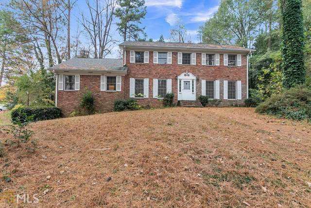 4570 Chadwell Ln, Dunwoody, GA 30030 (MLS #8894724) :: Military Realty